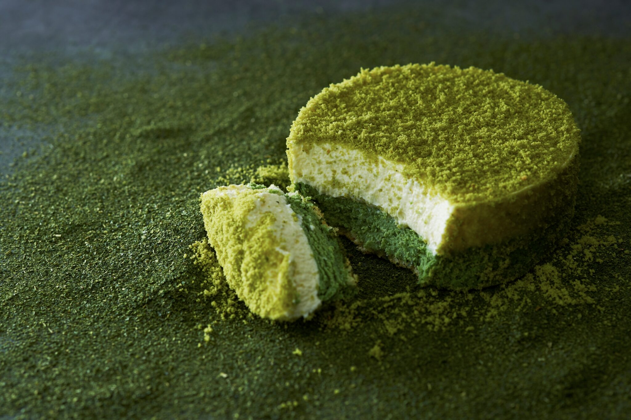 Matcha Fromage