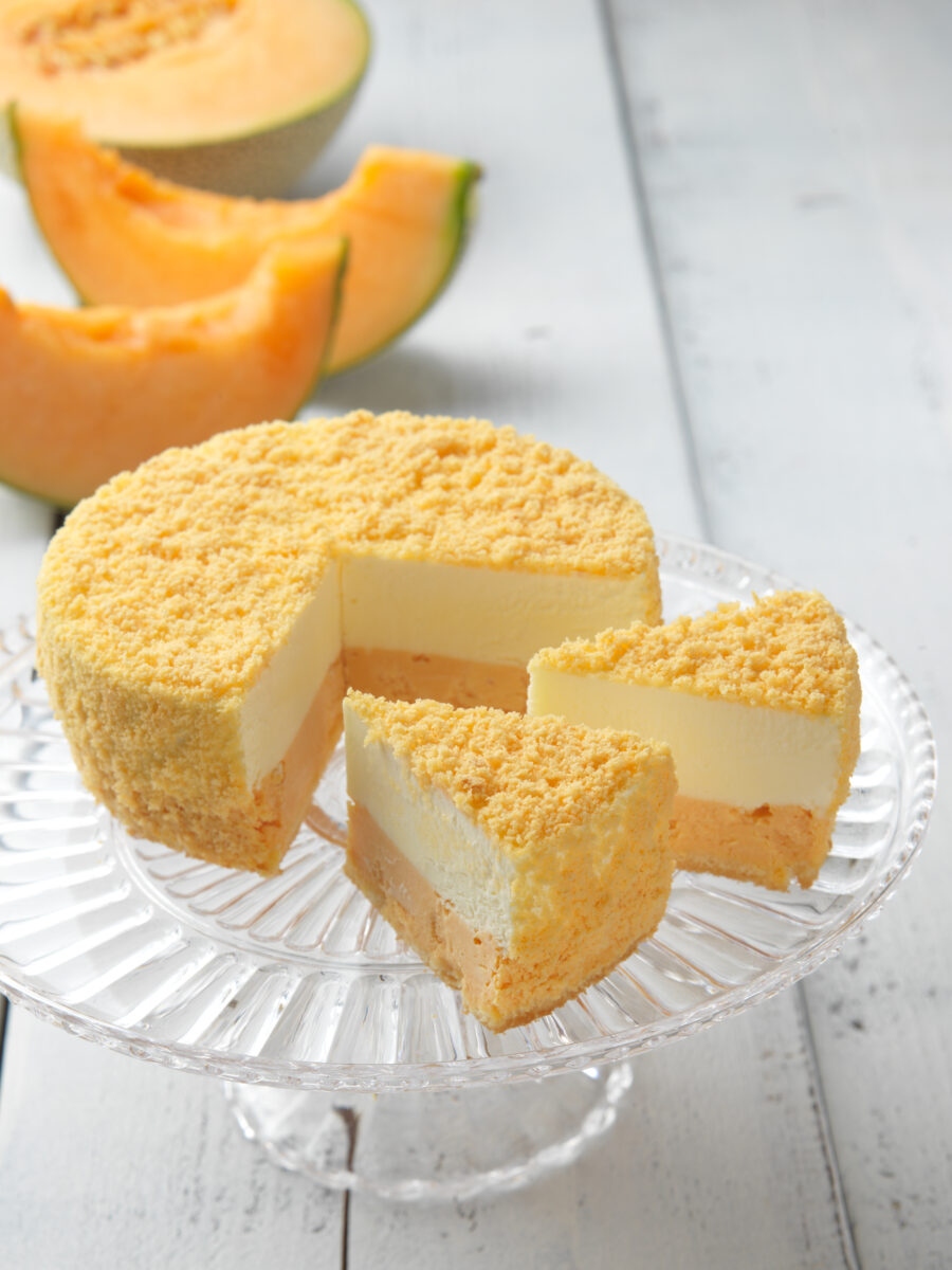 Melon Fromage Cheesecake (Coming soon)